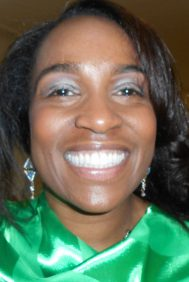 """Yolanda Rush """"Yes, I am giving up something for Lent. I am not sure what it is just yet, but it's important, because it is a sacrificial time. It teaches you endurance and how to abstain from something to grow out of that."""""""