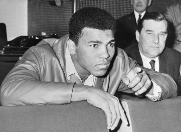 A young Ali in 1966. | Wikipedia Commons