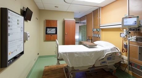 ECONOMIC ENGINE: A room within Loretto Hospital's Addiction Center. | Chicago Velo