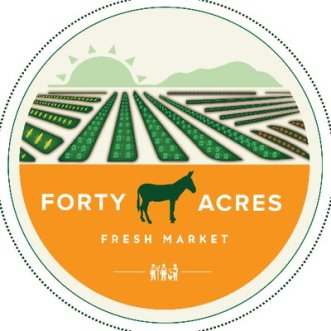 Shop fresh at Forty Acres