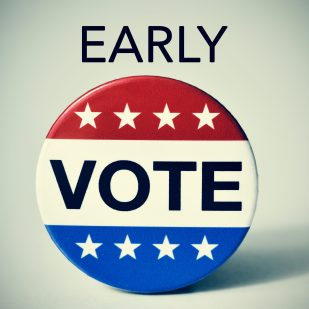 Get a FREE ride to an early voting location.