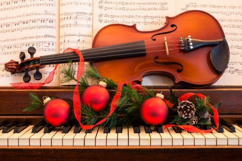 Enjoy a holiday concert