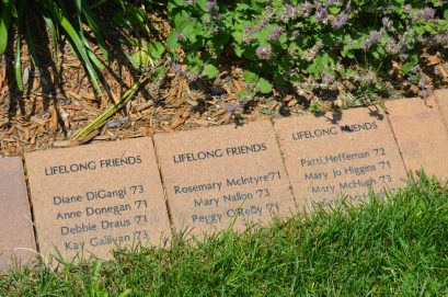 The bricks tell the stories of the people who have made the school their home, including dear friends, teachers, pastors and neighborhood friends. The brick program continues; the next brick order will be placed early in March, 2020.
