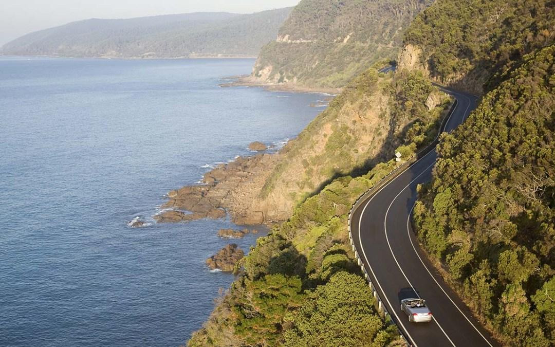 Australský řidičský průkaz, řízení v Austrálii.
