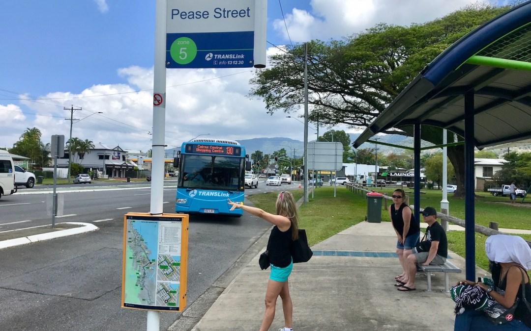Hromadná, veřejná doprava v Austrálii