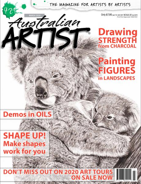 Australian Artist - Issue #429
