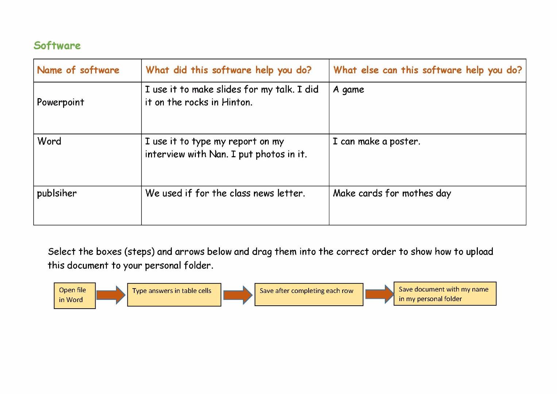 Worksheet Digital Systems