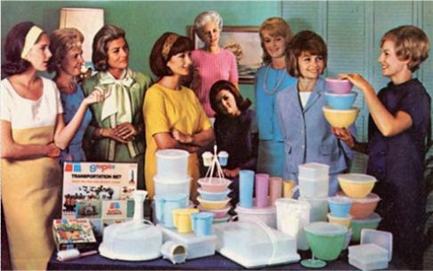 Bildresultat för tupperware 1960