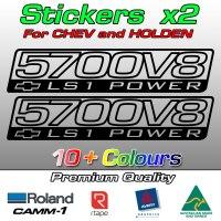 5700V8 Chev LS1 Power stickers