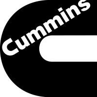 Cummins logo sticker