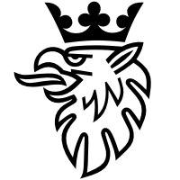 Scania Griffin logo sticker