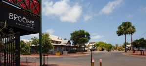Broome Town Centre
