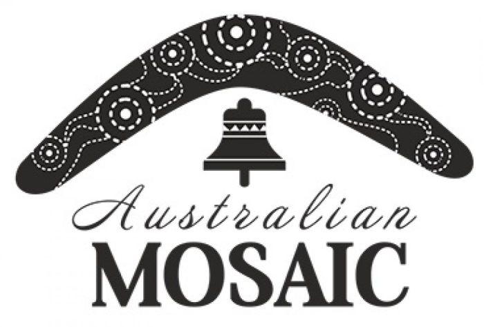 Australian Mosaic Logo