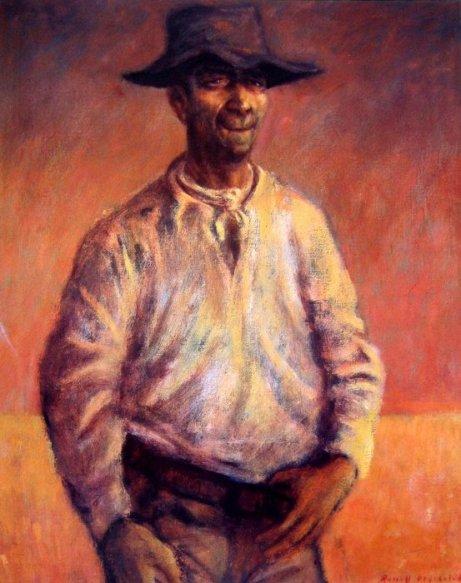 Russell Drysdale. Brumby Jack Brady