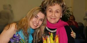 Нора Крук и Наталья Крофтс