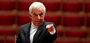 Владимир Ашкенази дирижирует Сиднейским симфоническим оркестром