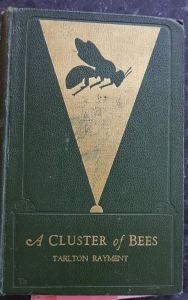 Book cover Tarlton Rayment cluster of bees