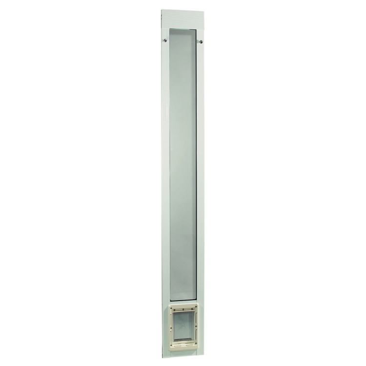 ideal pet doors fast fit pet patio dog door