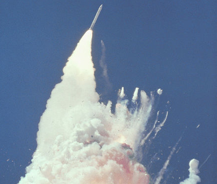 NASA Challenger Explosion Info Pics about space