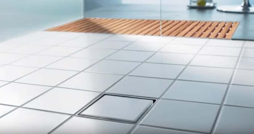 the shower drainage guide all the