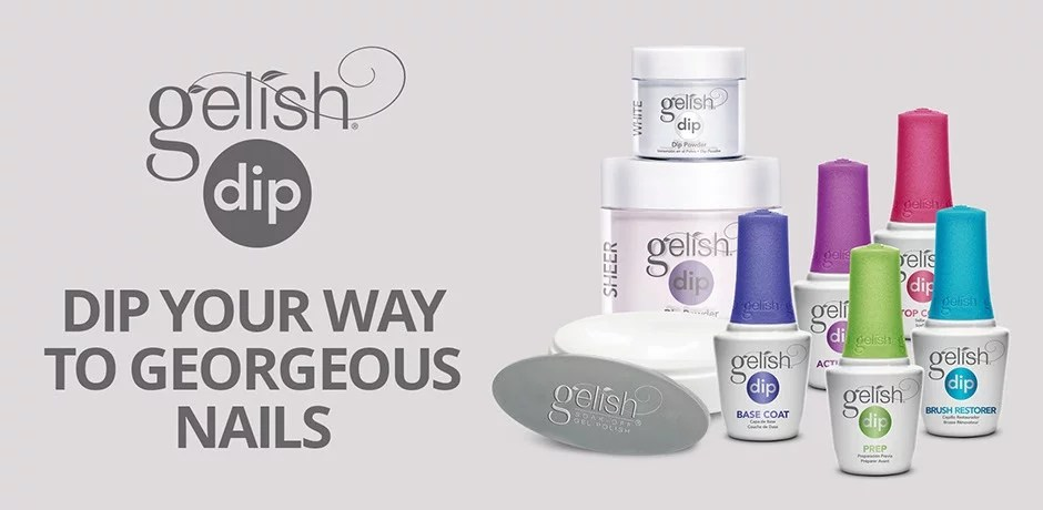 Everything you need to know about using Gelish Dip ...