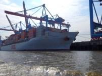 Hafenrundfahrt Hamburger Hafen