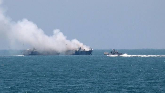Terreur en pleine mer : Daesh commet sa première attaque maritime