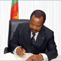 CAMEROON /Remaniement partiel !