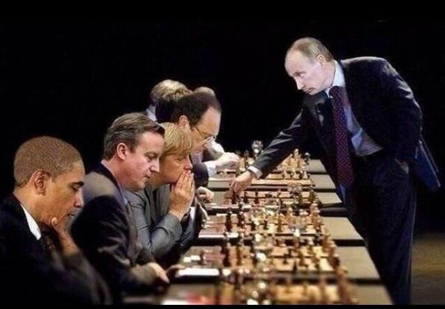 Comment Poutine a bloqué le pivot des États-Unis vers l'Asie