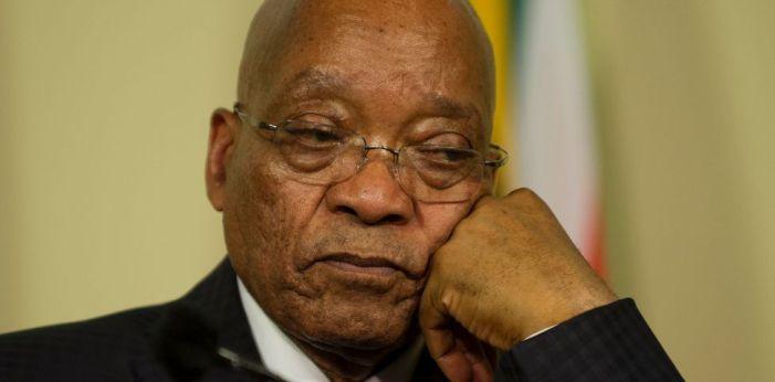 AFRIQUE DU SUD / JACOB ZUMA  devant le comité d'ethique de l'ANC