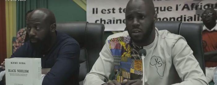 """Bénin : Kemi Seba ne craint pas l'expulsion et salue la """"démarche de patriotisme"""" de Patrice Talon"""