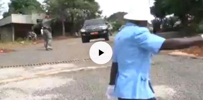 Cameroun: Un voyage de Franck Biya en escorte présidentielle à l'Ouest enflamme la toile (Vidéo)