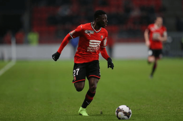 Hamari Traoré (Rennes): «J'aurai ce que je mérite»