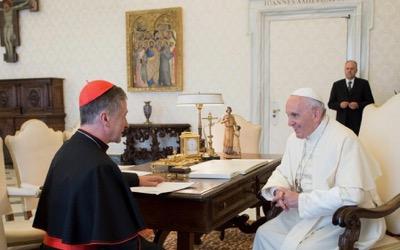 L'Église catholique US divisée face à Biden   par Thierry Meyssan