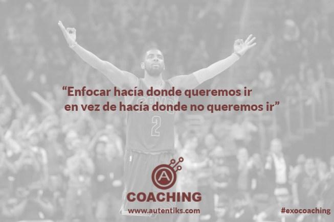 Ejercicio coaching semana 2 Fabrice MARTIN Autentiks