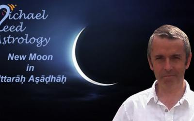 New Moon in Uttara Ashadha (Uttarāḥ Aṣāḍhāḥ) 16th-17th January, 2018