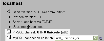 mysql-database-connection-utf-8