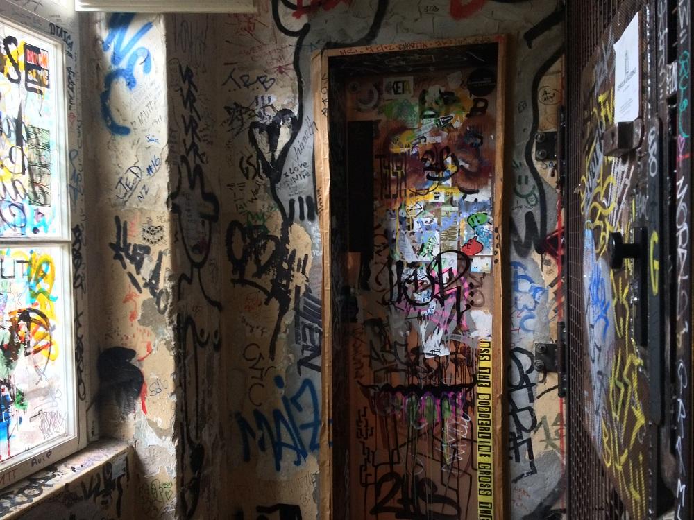 Street art in Berlin taken on the Alternative Berlin free walking tour - by Hannah Cackett (Authentic Gems Travel)