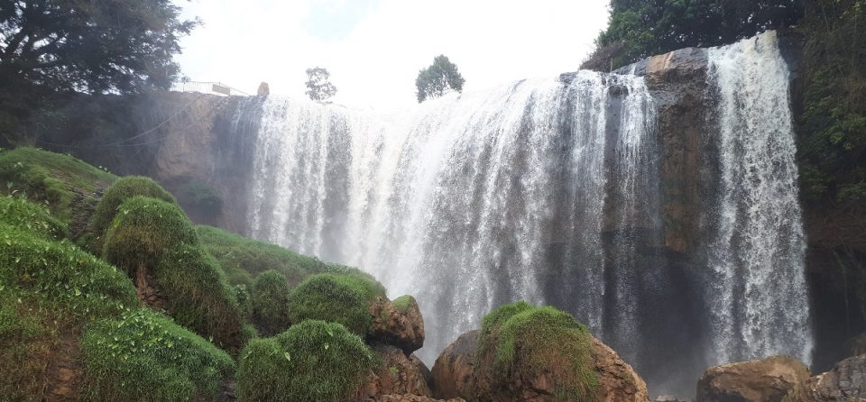 Header image for Hostel recommendation in Dalat, Vietnam - by Hannah Cackett, owner of Authentic Gems travel blog
