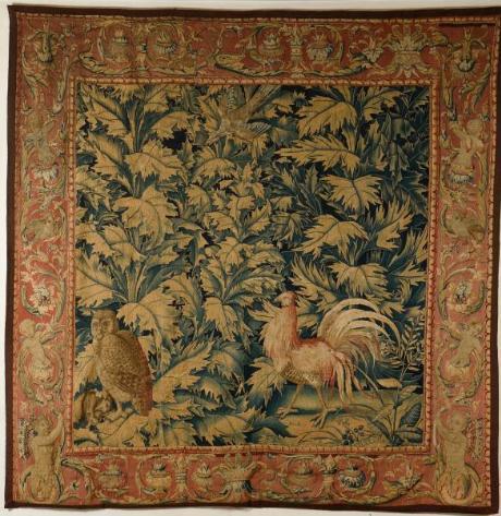 avec notre cabinet d expertise et d estimation gratuite vendait aux encheres une exceptionnelle tapisserie des flandres de la manufacture d audenarde