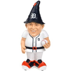 Miguel Cabrera Detroit Tigers Resin Player Gnome