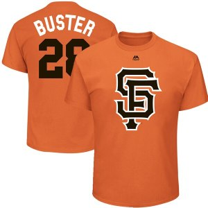Youth San Francisco Giants Buster Posey