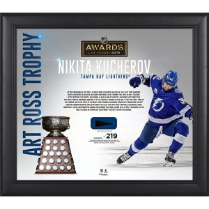 Tampa Bay Lightning Nikita Kucherov Fanatics Authe authentic jerseys from China