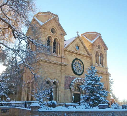 Christmas In Santa Fe New Mexico Authentic Luxury Travel