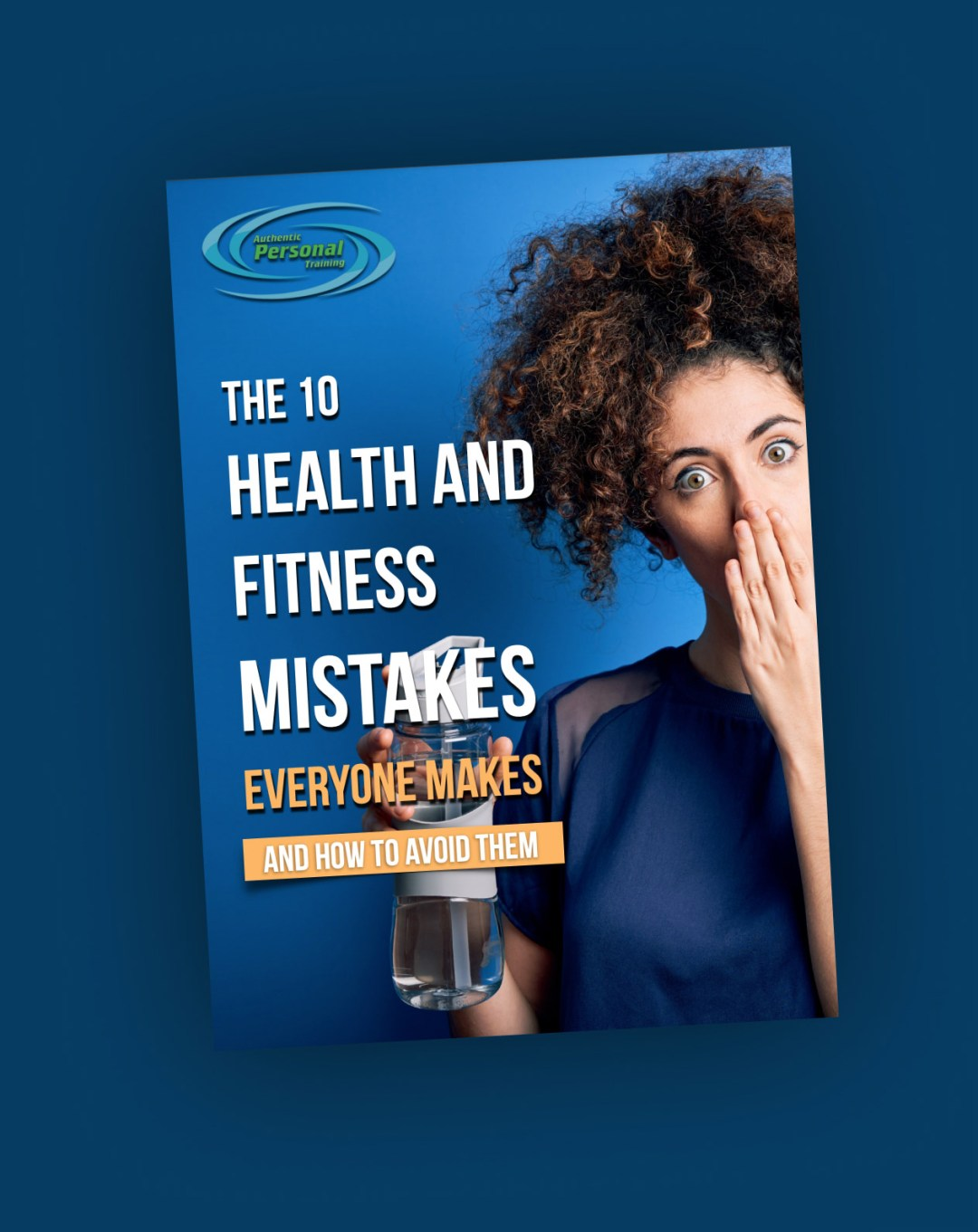 The 10 Health and Fitness Mistakes PDF