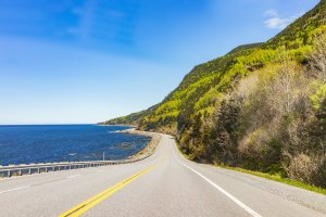 S'approprier le territoire par les circuits routiers, les routes panoramiques
