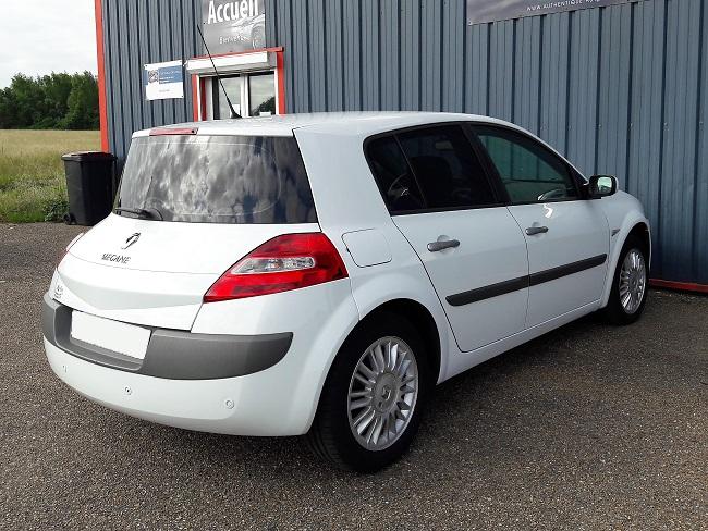 Renault Megane Ii Phase Ii Luxe Privilege Vehicules D Occasion Autos Et Utilitaires