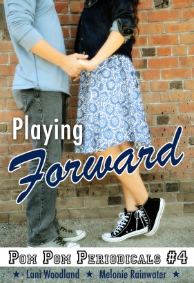 PLAYING FORWARD - Lani Woodlane & Melonie Rainwater