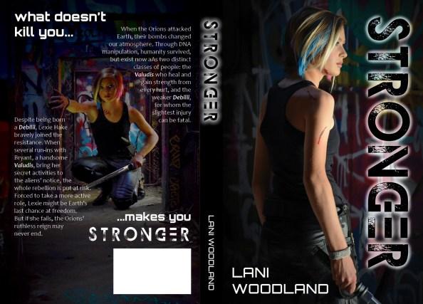 STRONGER - Lani Woodland