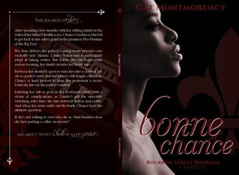 BONNE CHANCE - Cat Montmorency